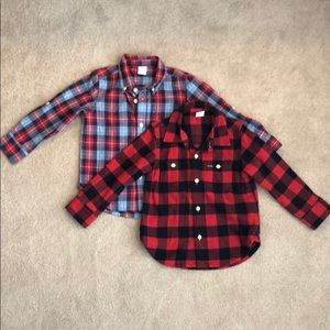 Toddler Boy 3T Button Down Bundle - babyGap